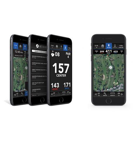 FREE Motocaddy GPS app