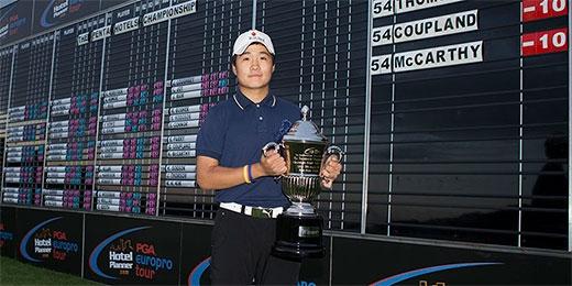 Kim Pentahotels championship winner
